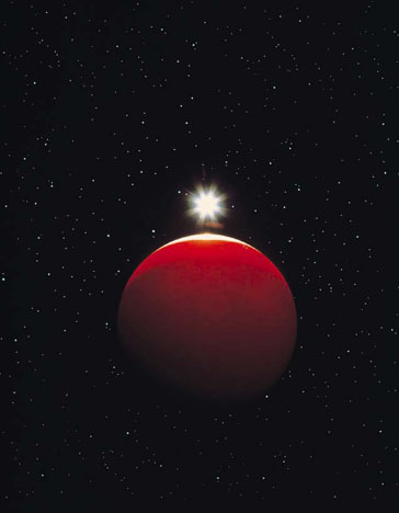 Retrograde Planets - Dancing Voice