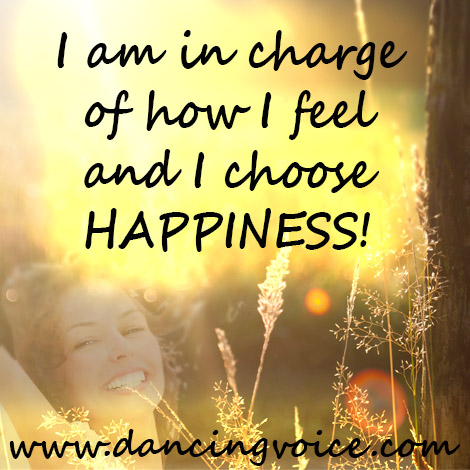 Spiritual Quote Of The Day Delectable Spiritual Quote Of The Day  2Nd August 2016  I Choose Happiness